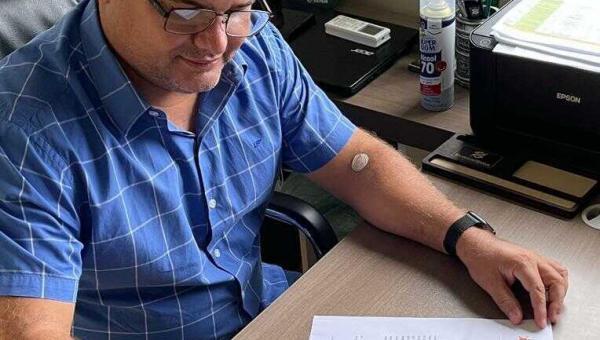 O prefeito Municipal de Muricilândia, Alessandro Borges assinou o Termo de Cooperação- CEPDEC, celebrado entre o estado do Tocantins, por intermédio do Corpo de Bombeiros Militar do Estado do Tocantins.